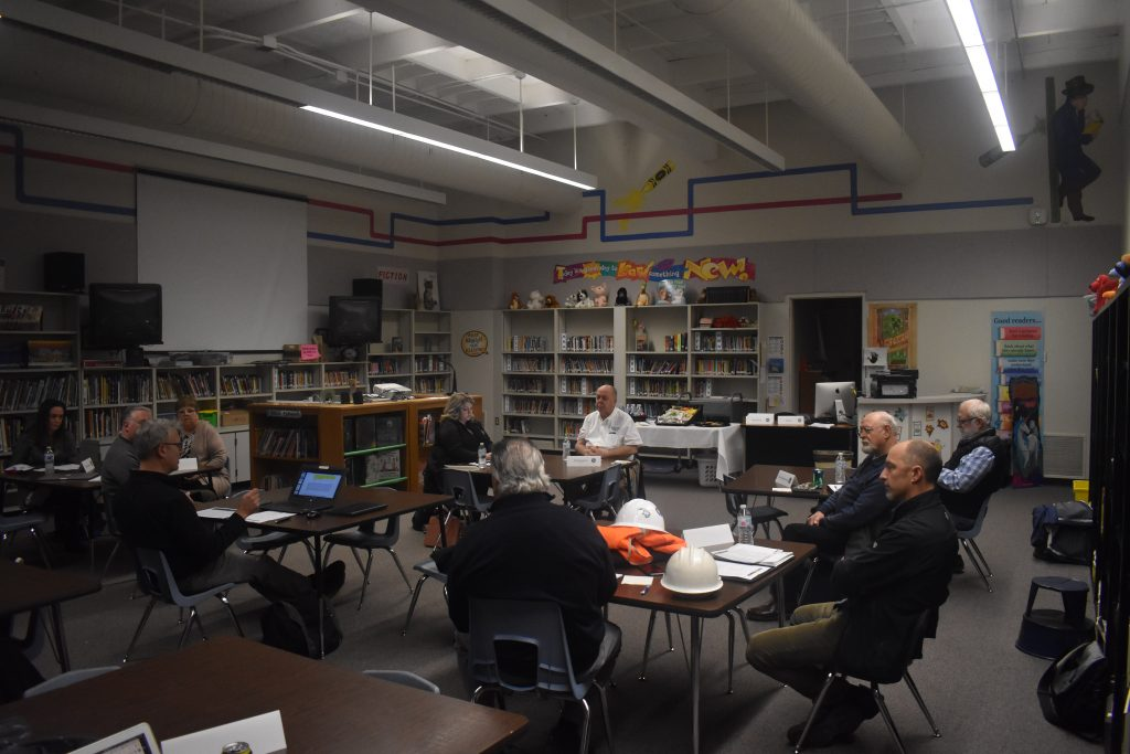 The Bond Oversight Committee met in December to review the budgets and progress of the 2016 Gresham-Barlow School Bond projects.