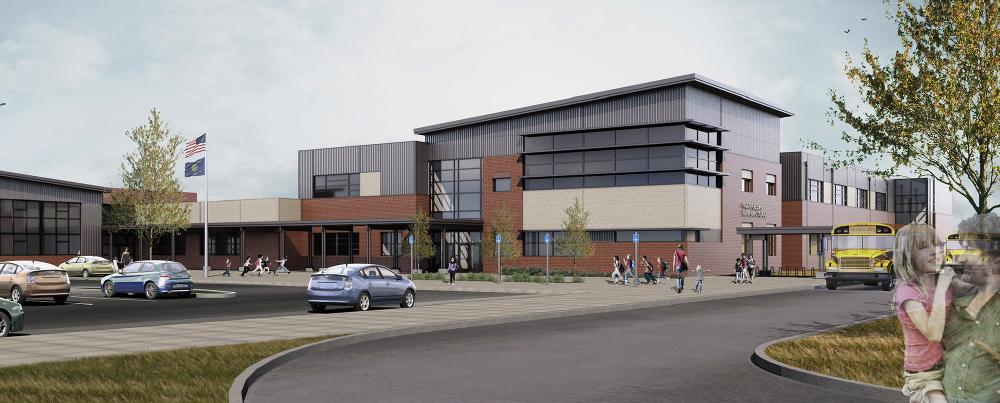 North Gresham Elementary - Gresham-Barlow Bond